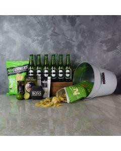 Heineken Beer & Snacks Basket