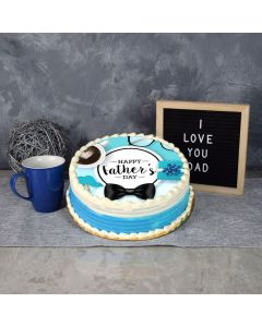 Deluxe FatherâDay Cake, fathers day gift baskets, fathers day gifts, gourmet gift baskets, gifts