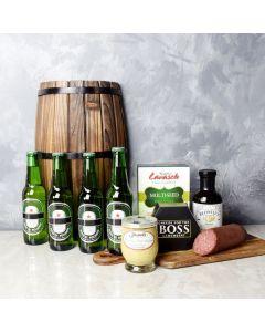 Guildwood Beer & Snacks Basket