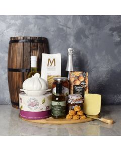 Little Italy Deluxe Champagne Basket