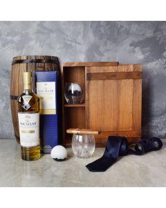 The GentlemanâCrate, liquor gift baskets, gourmet gift baskets, gift baskets