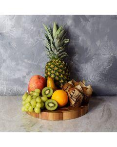 Get Well Fruit Basket