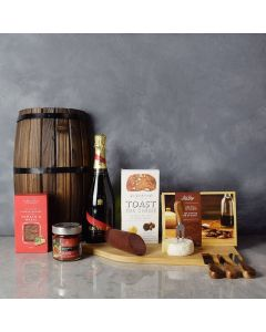 Gourmet Cheese & Champagne Gift Basket, champagne gift baskets, gourmet gift baskets, gift baskets