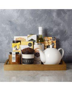 High Tea & Biscuit Gift Basket