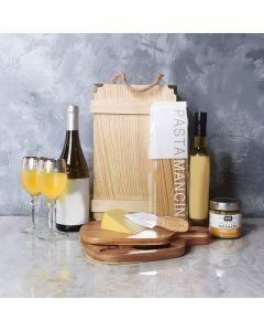 Wine & Pasta Crate