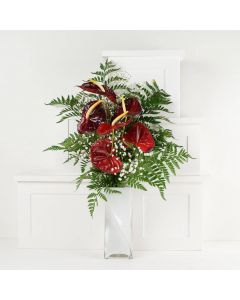 Ethereal Wilderness Antheurium Bouquet