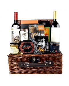 Ample Wine Gift Basket