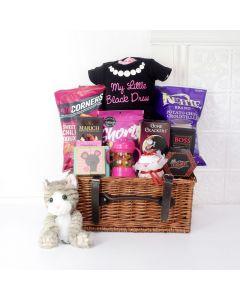 GRAND GIFT BASKET FOR THE NEWBORN, baby girl gift basket, welcome home baby gifts, new parent gifts