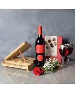 Palmerston Wine & Chocolate Basket
