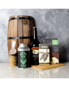 Islington Irish Coffee Gift Basket