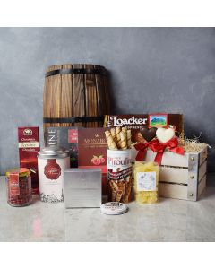 All Things Chocolate Gift Basket, gourmet gift baskets, gift baskets, gourmet gifts, gifts