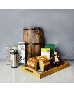 Midtown Coffee Gift Set, gourmet gift baskets, gourmet gifts, gifts