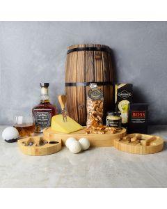 Golf LoverâLiquor Gift Set, liquor gift baskets, gourmet gift baskets, gift baskets, gourmet gifts