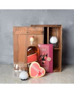 Summerhill Liquor & Treats Basket