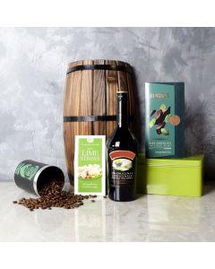 Hillcrest Irish Coffee Gift Basket