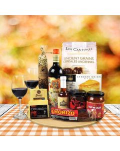 Custom Gourmet Gift Baskets