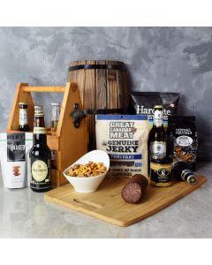Beer LoverâGourmet Gift Basket, beer gift baskets, gourmet gift baskets, gift baskets, gourmet gifts