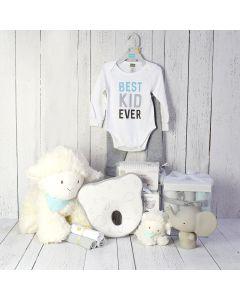 UNISEX NEWBORN BATH & SLEEP SET, baby boy gift hamper, newborns, new parents