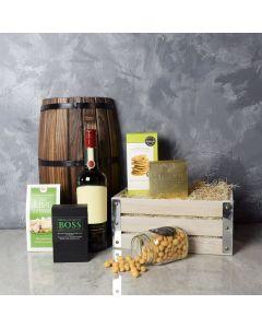 Annex Liquor & Snack Basket