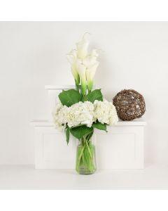 Eternal Tranquility Mixed Bouquet