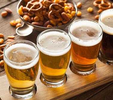 Beer Baskets Delivered to LA