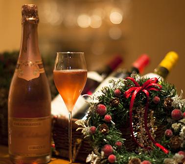 Champagne Gift Baskets Delivered to LA