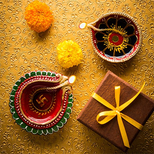 Our Diwali Ideas for Bosses & Co-Workers