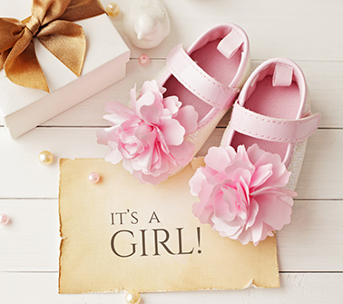 Baby Girl Baskets Delivered to LA