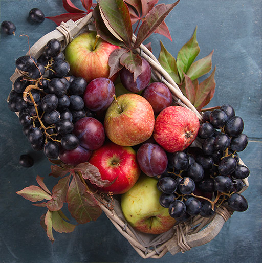 Our Fruit Baskets Gift Ideas for Kids & Friends