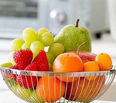 Fruit Gift Baskets Delivered to LA