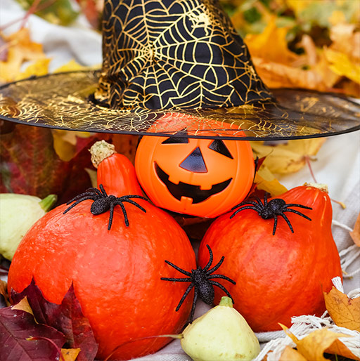 Our Halloween Ideas for Kids & Friends