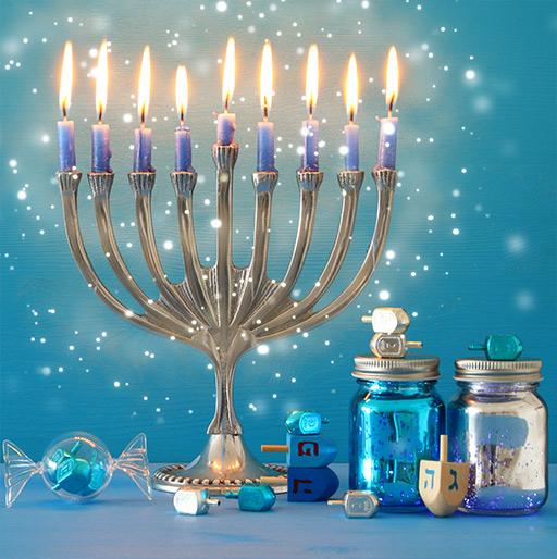 Our Hanukkah Ideas for Kids & Friends