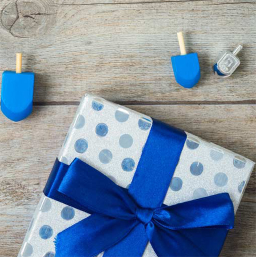 Our Hanukkah Ideas for Bosses & Co-Workers