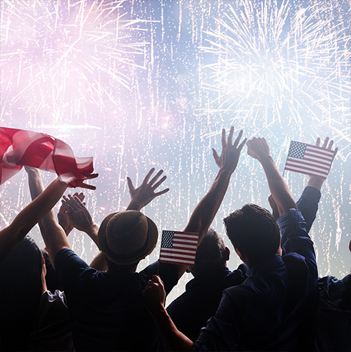 Our Independence Day Ideas for Mom & Dad