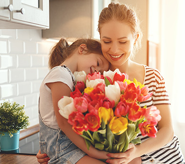 Mother's Day Baskets Delivered to LA