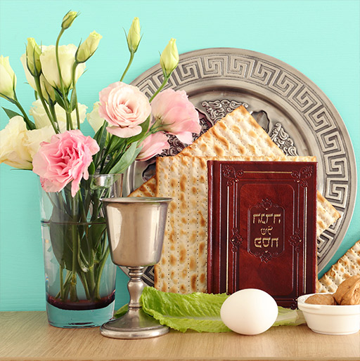 Our Passover Ideas for Mom & Dad