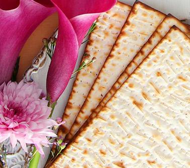 Passover Baskets Delivered to LA