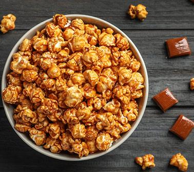 Popcorn Gift Baskets Delivered to LA