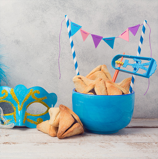Our Purim Ideas for Mom & Dad