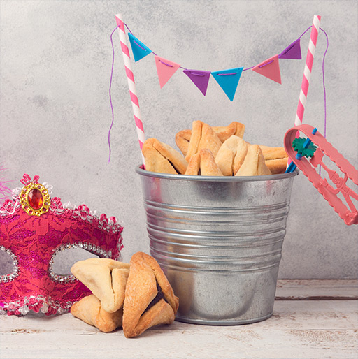 Our Purim Ideas for Bosses & Co-Workers