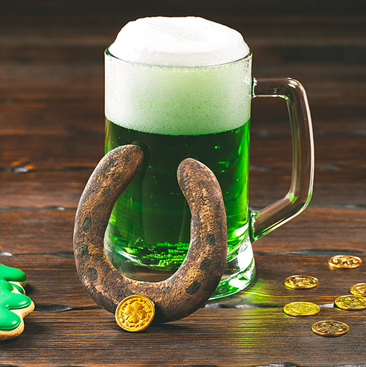 Our St. Patrick's Ideas for Mom & Dad