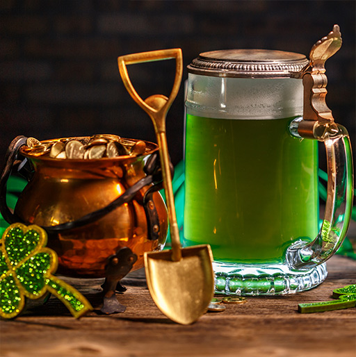 Our St. Patrick's Ideas for Friends