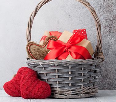 Valentine's Baskets Delivered to LA