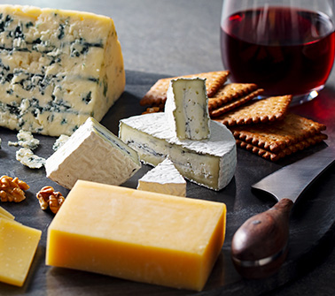 Wine & Cheese Gift Baskets Delivered to LA