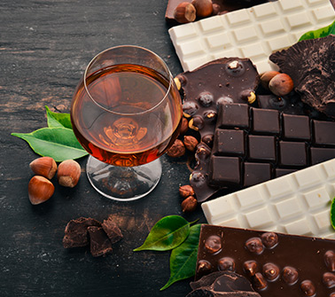 Wine & Chocolate Gift Baskets Delivered to LA